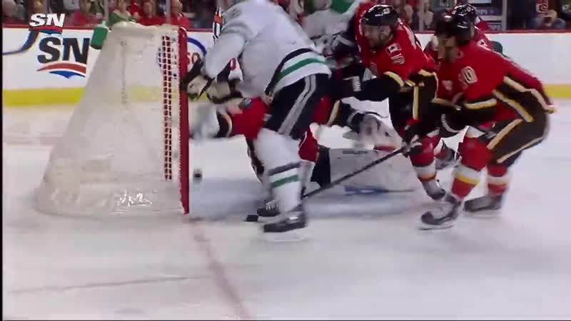 Dallas Stars vs Calgary Flames - Nov. 13, 2019 - Game Highlights - NHL 2019-20