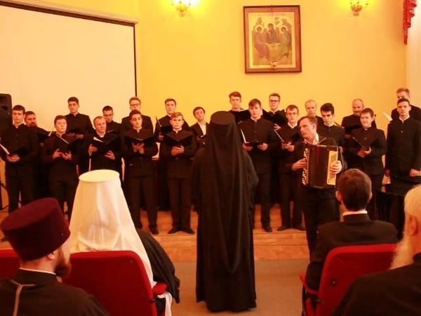 Престольный праздник СамДС - Баян мужской хор