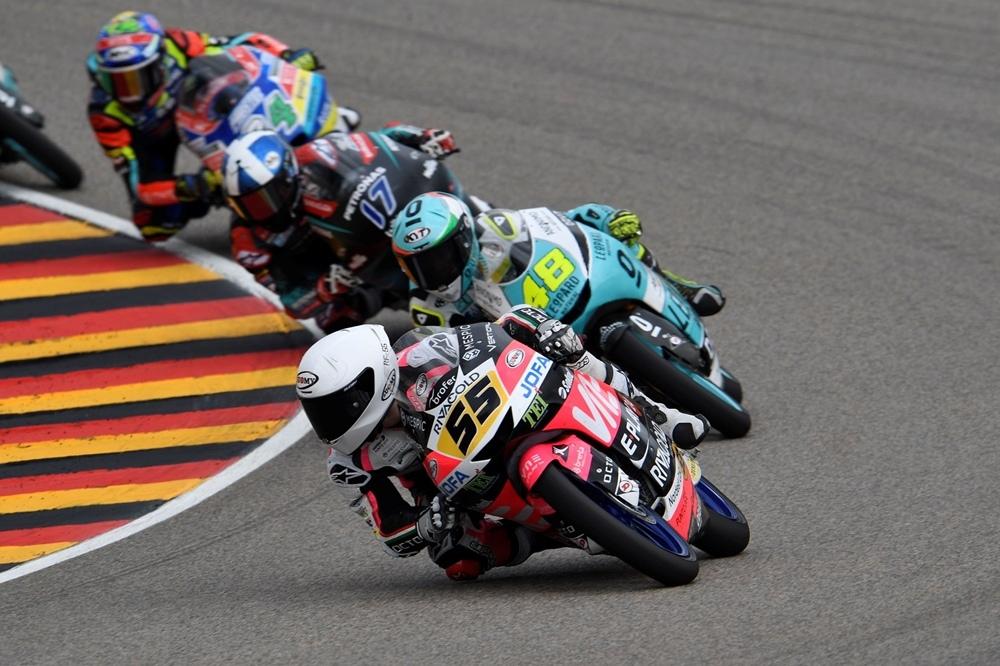 Результаты Гран При Австрии в категории Moto3