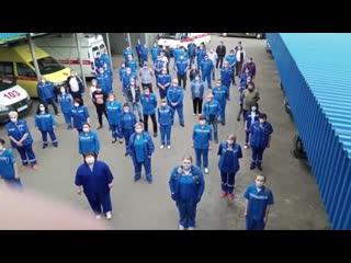 🚑 Сегодня в Иркутске врачи скорой помощи пожаловались на невыплату обещанных Путиным