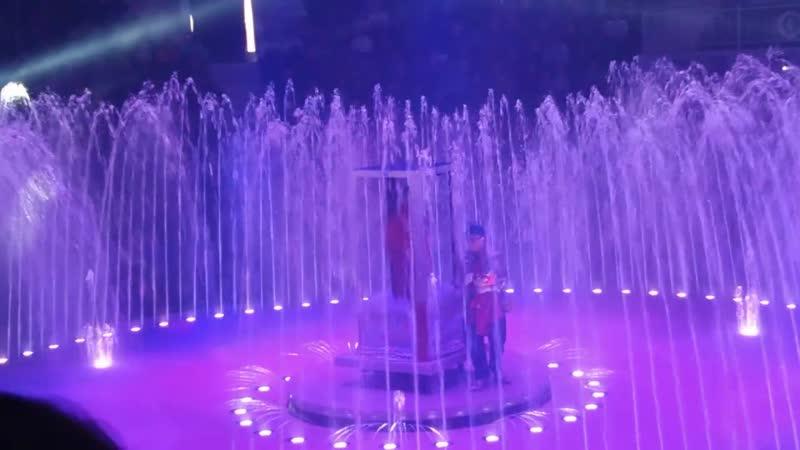 Шоу фонтанов 13 месяцев Рекомендую сходить на представление