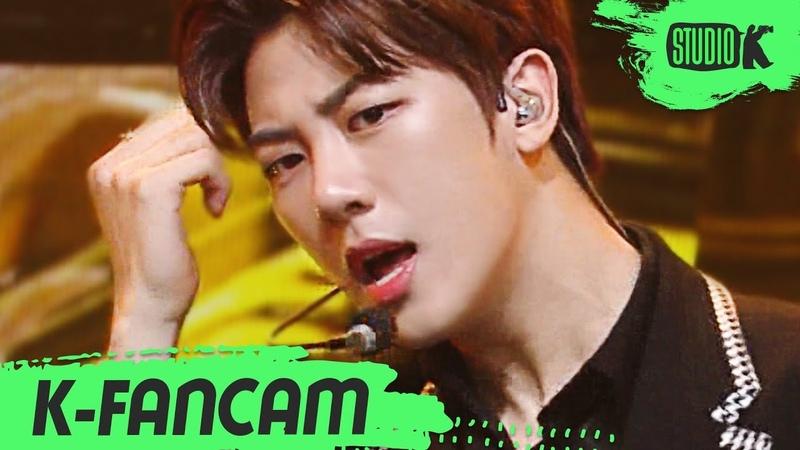 K Fancam 골든차일드 김지범 직캠 'Without You' Golden Child KIM JI BEOM Fancam l @MusicBank 200207