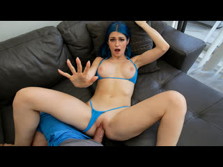 Jewelz Blu - Crushing On My Older Step Sister [Teen Petite MILF Anal Creampie Порно Анал Big Tits Большие сиськи Porn Cowgirl]