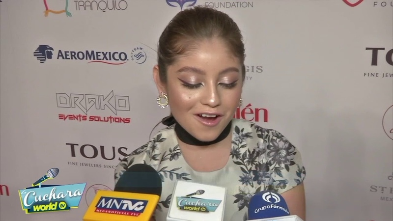 Karol Sevilla nos revela si es verdad que trabajar a junto a Danna Paola I LA CUCHARA