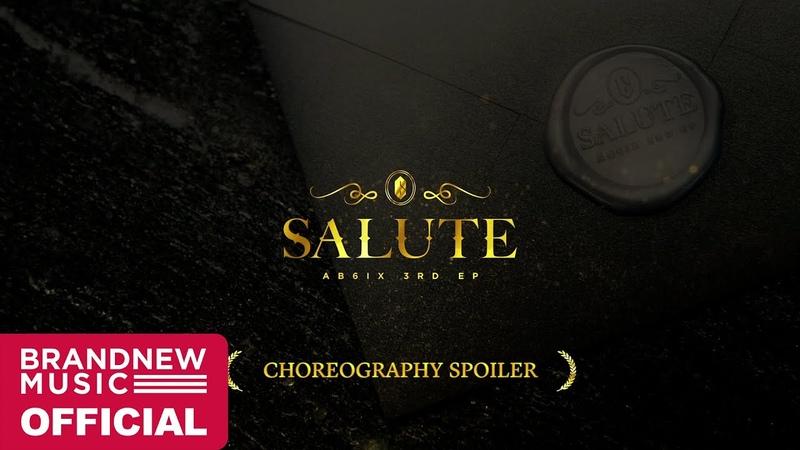 Teaser AB6IX 'SALUTE'