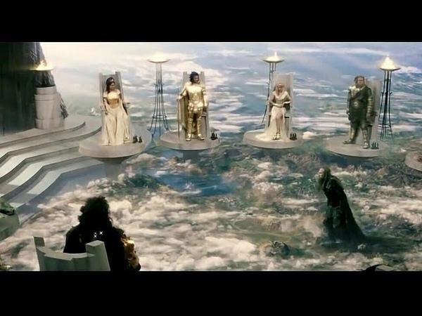 Битва Титанов 2010 Совещание Богов на Олимпе Clash of the Titans Gods on Olympus