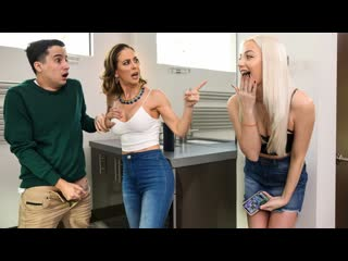 [1080p HD] Cherie Deville, Ricky Spanish Stuck On Your Mom [BRAZZERS]