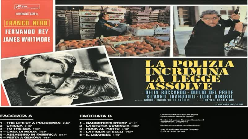 Guido e Maurizio De Angelis la polizia incrimina la legge assolve