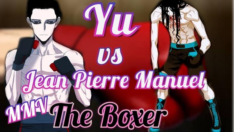 The Boxer mmv Yu vs Jean Pierre Manuel Light Weight Championship Final Fight