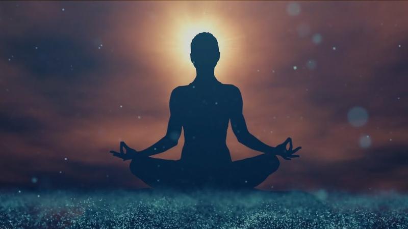 Indian Flute and Tibetan Bowl Aura Cleanse Positive Vibrations Healing Meditation Yoga Music