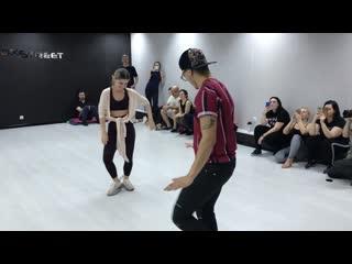 Rafael Dos Santos & Nina Shevchenko / Semba / FoxStreet