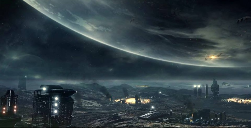 Технологии Секретных Космических Программ (+описание технологий переноса души и киборгизации) BsDEtu-3nnU
