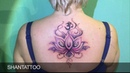 Татуировка на спине.79817115813