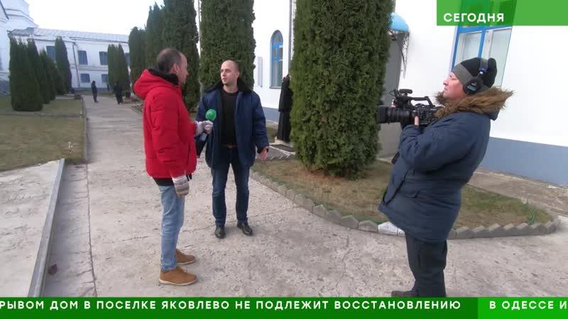 Сюжет НТВ о пожарных добровольцах