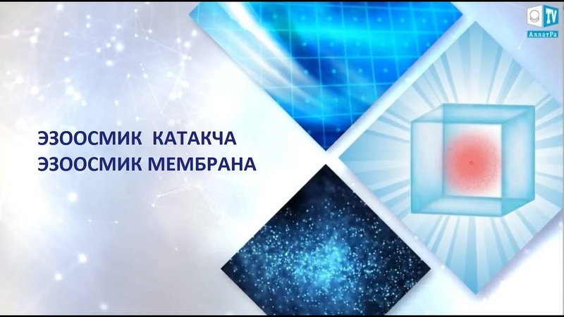 АЛЛАТРА АЗАЛИЙ ФИЗИКАСИ 6 қисм Эзоосмик катакча Эзоосмик мембрана