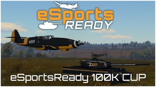 eSports Ready 100K Cup Trailer