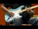 Би Би Кинг и Эрик Клэптон в исполнении композиции The Thrill is Gone