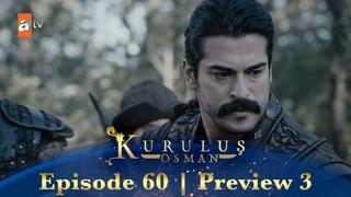 Kurulus Osman Urdu   Episode 60 Preview 3