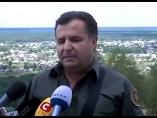 Новый министр обороны Украины, генерал Полторак. Человек с юго-севера.