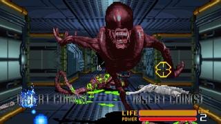 Alien 3: The Gun Longplay (Arcade) [QHD]