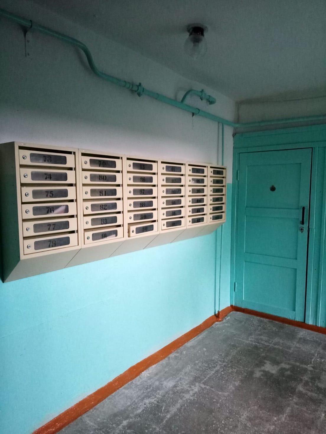 Проспект Строителей дом 46 декоративный ремонт 1