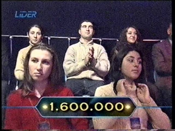 LiderTV Milyoncu Fikret Azimov