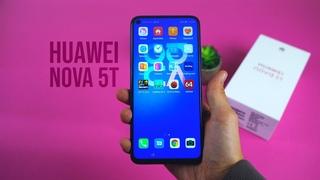 Флагман за копейки Huawei Nova 5T - стоит ли покупать?