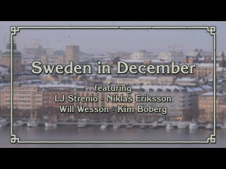 """Partly Cloudy"" Bonus Edit: Sweden in December"