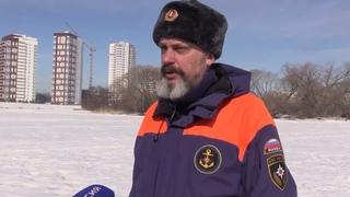 В Ульяновске прошла противопаводковая тренировка
