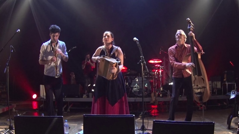 Trio Loubelya - Le Rondeau d'Indron (Nuit Trad Actuelle 2018)