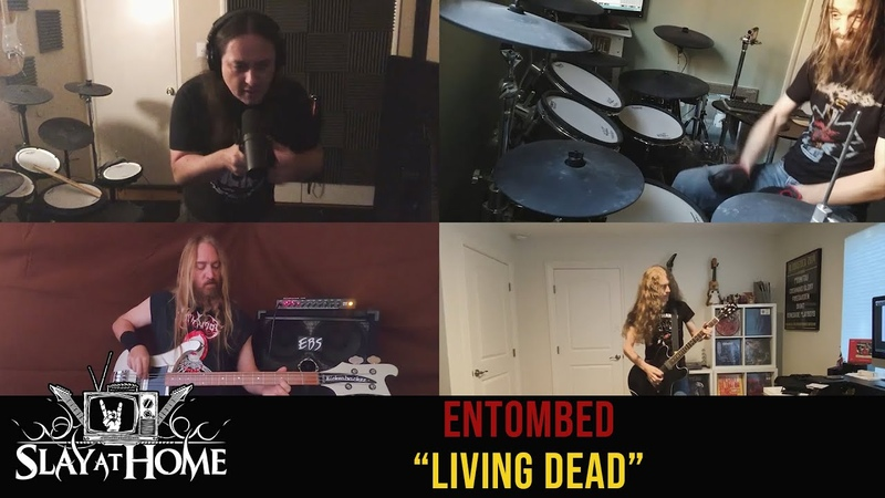MEGADETH CARCASS TESTAMENT ABYSMAL DAWN Cover ENTOMBED Metal Injection