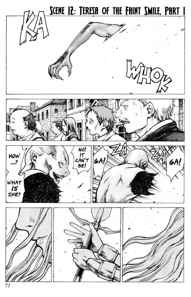 Claymore, Chapter 12, image #1