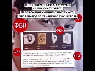 Экстремисты России и деньги ФБК Навального Микро-блог ценителя истории.MOV