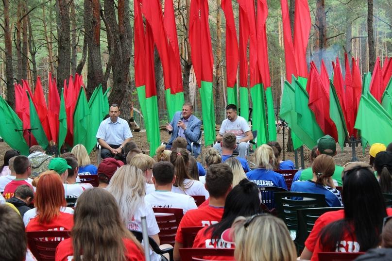 Молодежный лагерь-форум «Прибужье-2019» состоялся!