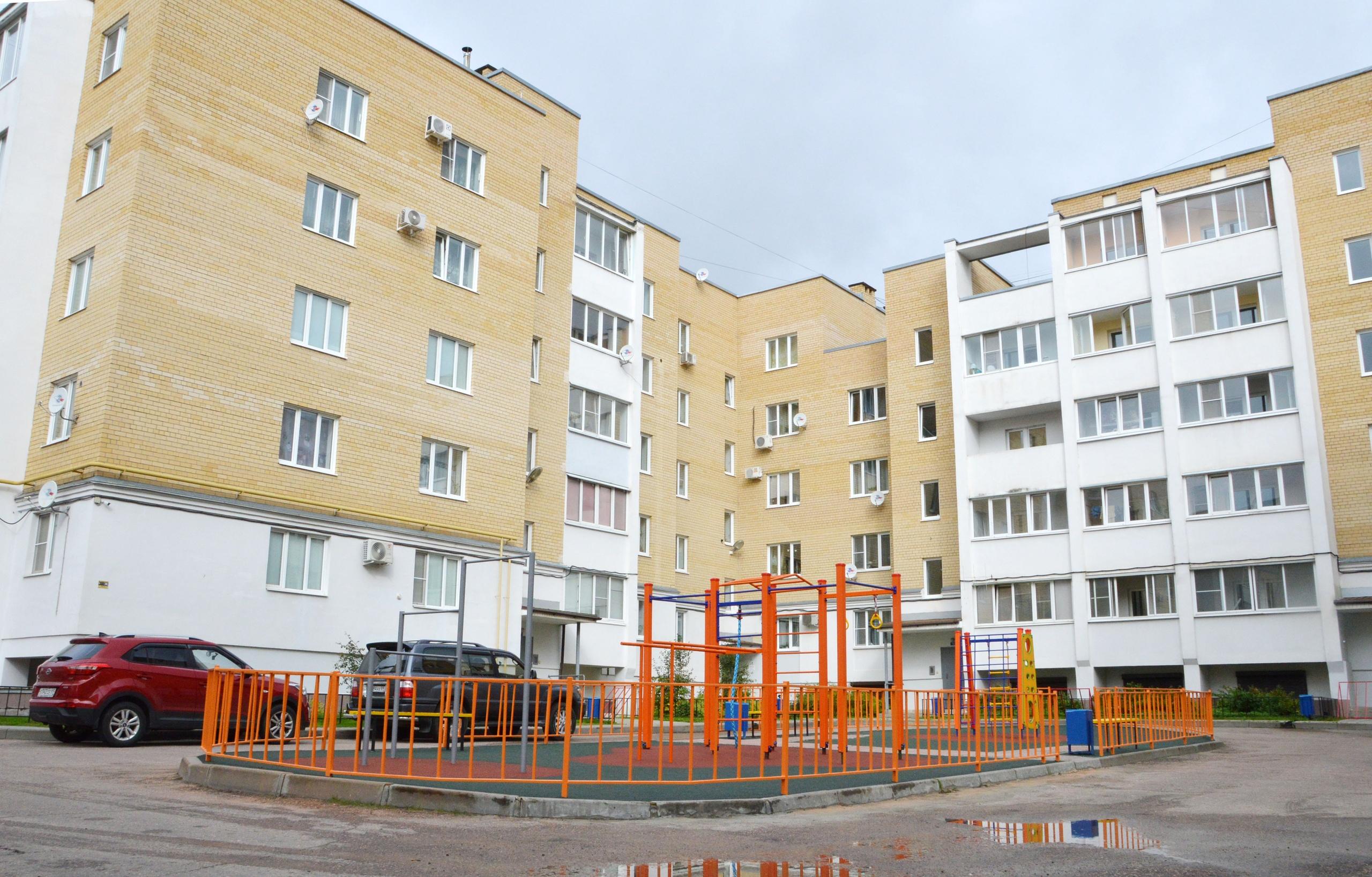 Названы районы Тверской области, в которых благоустроят дополнительные территории