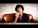 Как выжил Холмс. Мартин Фриман, Бенедикт Камбербэтч о 3 сезоне Шерлока.