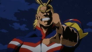 Boku no Hero Academia — Тизер 10 эпизода.