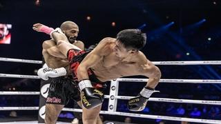 GLORY 74: Itay Gershon vs. Zhaoyang Li - Full Fight