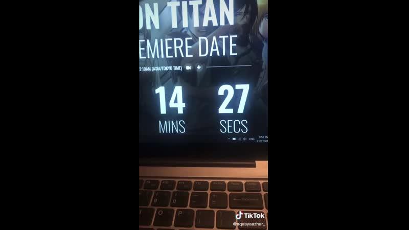 Атака Титанов 4 сезон
