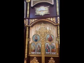 Покровский храм в Ишиме