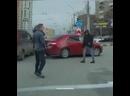 👊ПОДБОРКА. Беспредел и драки на дороге. Безумное поведение водителей.