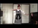 1 отряд Народный танец республики Коми «Ленок»