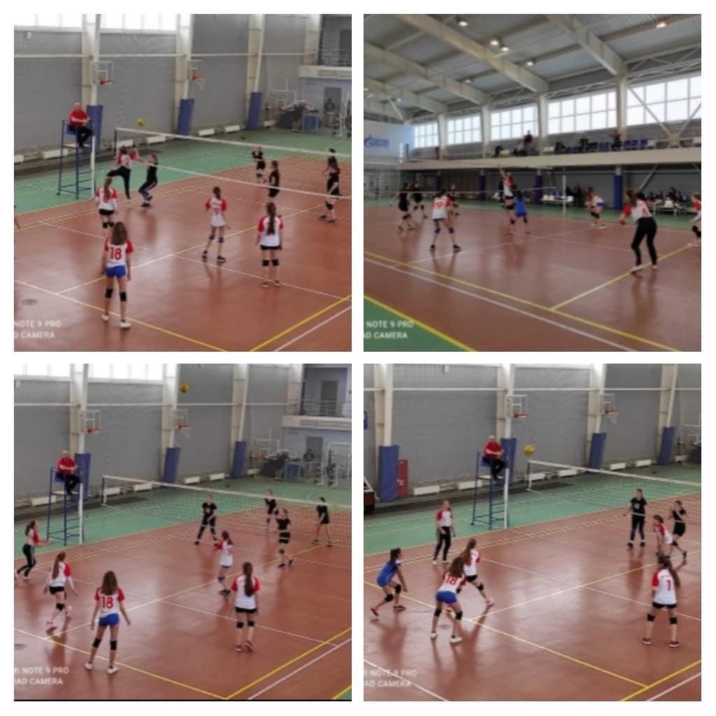 В Петровске состоялось первенство по волейболу среди девушек, посвящённое предстоящему Международному женскому дню
