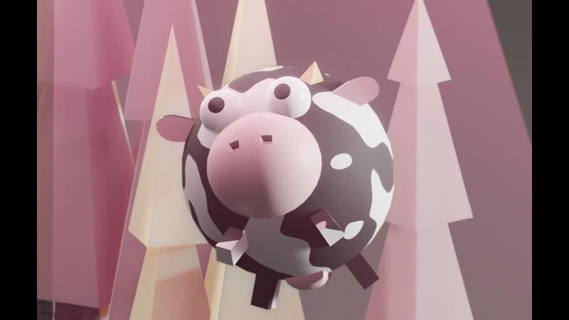 Похищение коровы