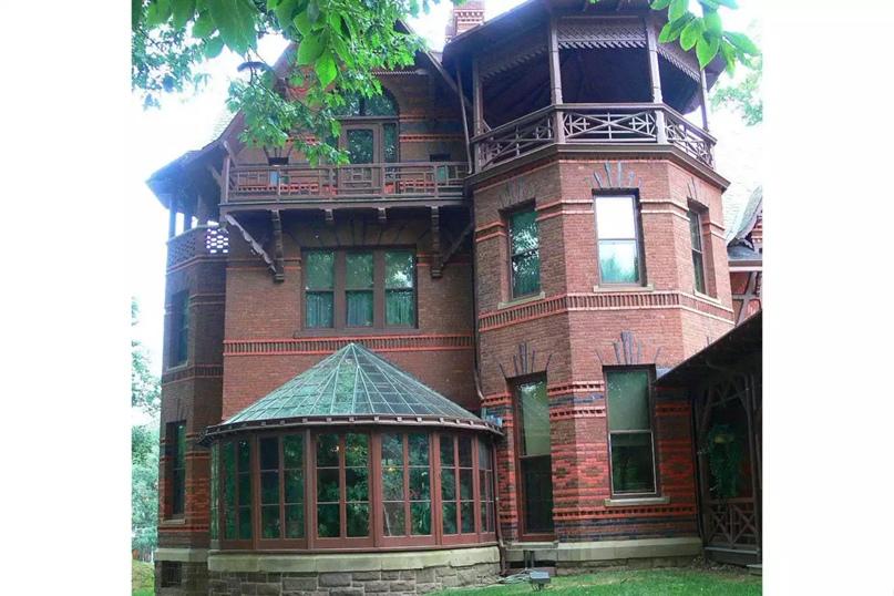 Фототур по дому Марка Твена в Коннектикуте, изображение №8