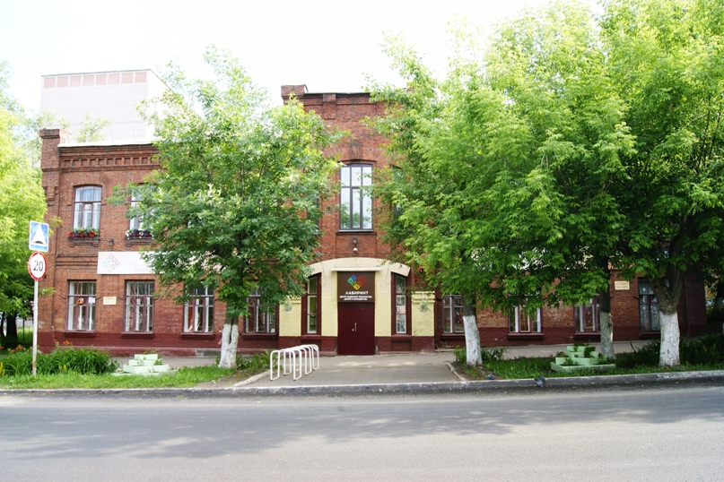Здание училища. 2018 г. Фото: Егор Ступников.