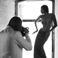 Фотография Аркадия Барулина