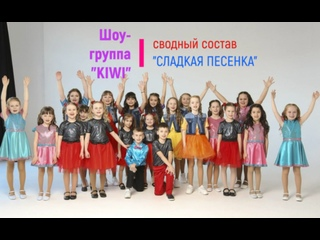 """Шоу-группа """"KIWI"""" - """"Сладкая песня"""" (STOP CoVID-19)"""