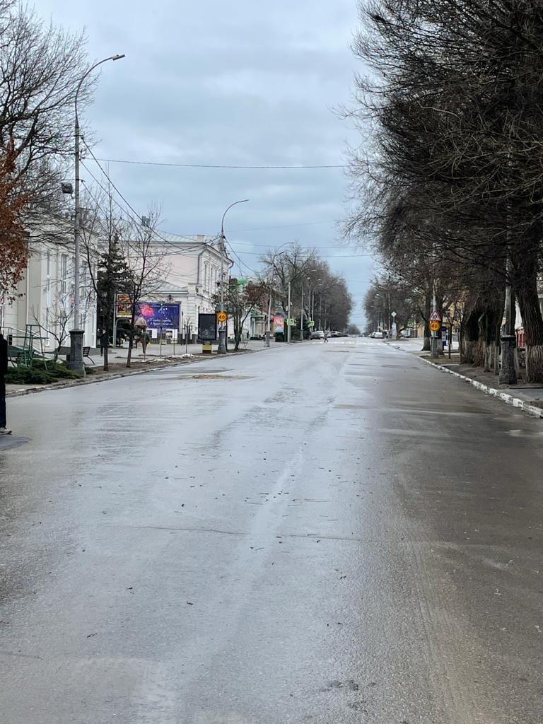С 9 февраля в Таганроге возобновится движение по улице Петровской