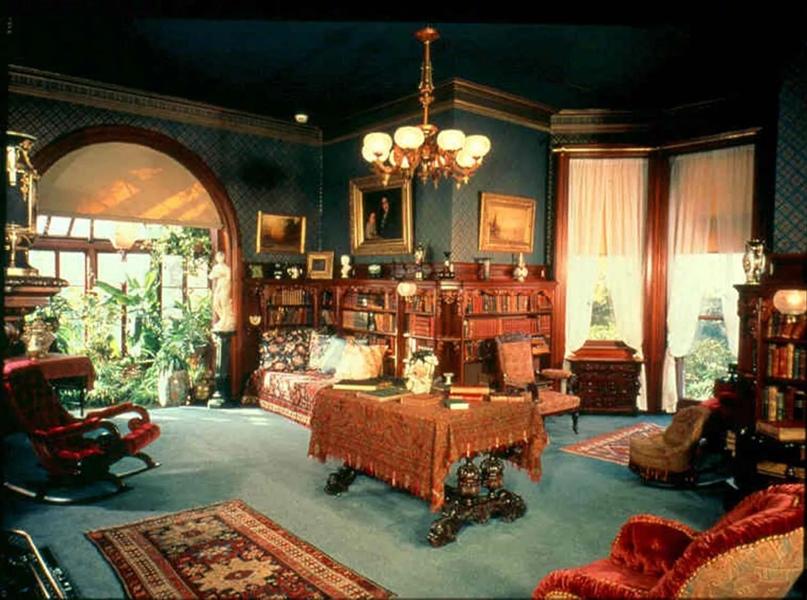 Фототур по дому Марка Твена в Коннектикуте, изображение №3